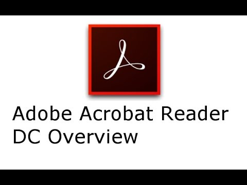 Acrobat Reader DC Reviews and Pricing - 2019