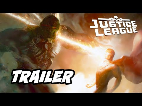Justice League Trailer Update and The Death Of Superman