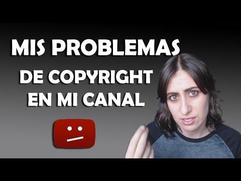 Mis problemas con el copyright