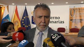 """Gobierno de Canarias destaca su """"capacidad"""" ante una alerta sanitaria global"""