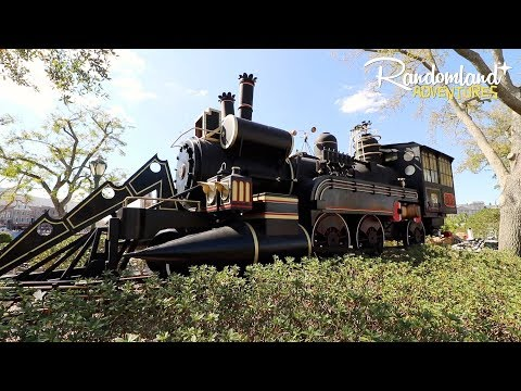 Universal Studios Florida! The Back to the Future train, ET, Diagon Alley, and more dreams come true