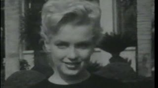 Marilyn Monroe Part from a Documentary on Joe Dimaggio