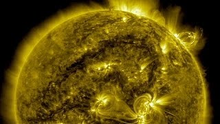 Staring at the sun – in high-definition - no comment