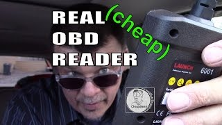 launch creader 6001 obd2 code reader review