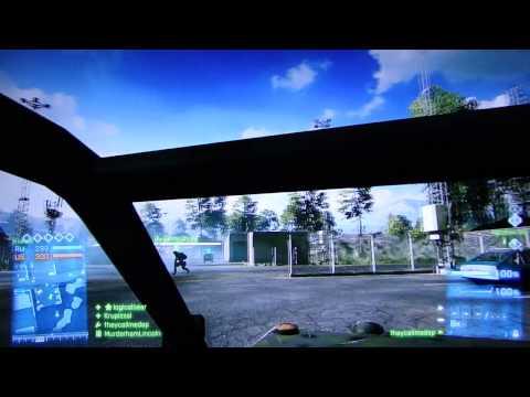 Battlefield 3 Conquest MP gameplay pt19