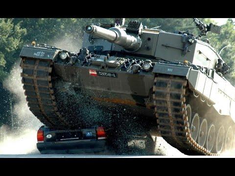Top Military Tanks