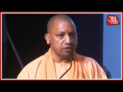 Yogi Government Completes One Year Rule; Yogi Adityanath's Speech Live From Lucknow