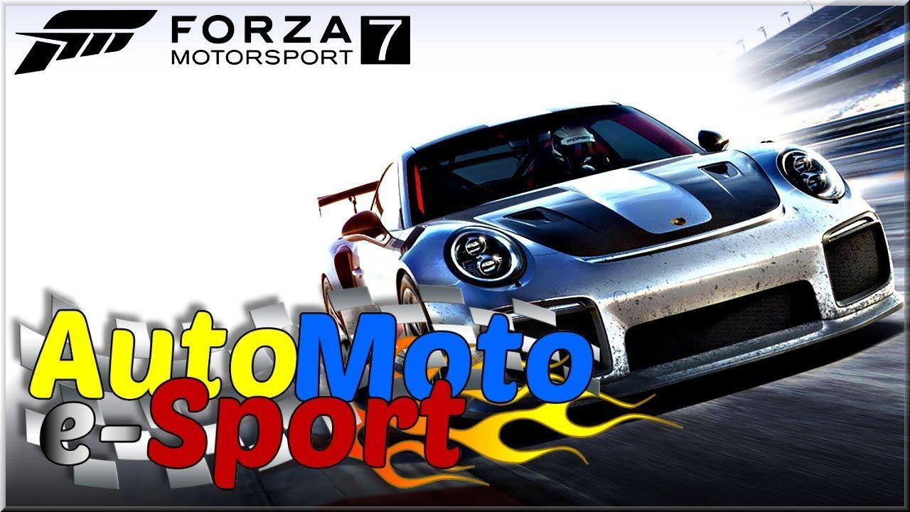 AutoMotoSport | Forza Motorsport 7 Demo