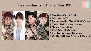 Download [ FULL ALBUM ] Descendants of the Sun OST (태양의후예 OST)