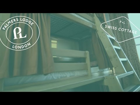 A view of Palmers Lodge Swiss Cottage By Lontell