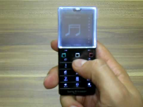 xperia pureness x5_Sony Ericsson XPERIA X5 Pureness - YouTube