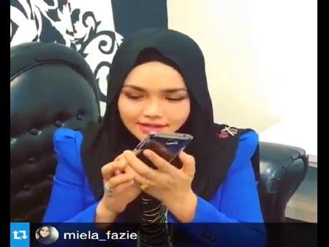 Siti Nurhaliza menyakat staf Astro   Prank on Staff