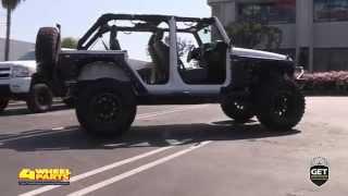Jeep Jk 2015 Build By 4 Wheel Parts West Covina, Ca