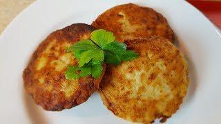 Домашние Куриные КОТЛЕТКИ, цыганка готовит. Gipsy cuisine.