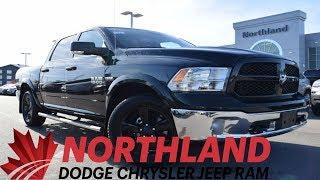 Walk Around 2017 RAM 1500 Outdoorsman | Northland Dodge | Auto Dealership in Prince George BC