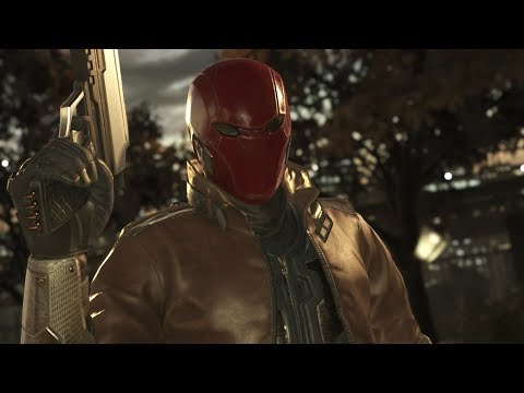 INJUSTICE 2 - RED HOOD DIALOGOS ESPAÑOL LATINO
