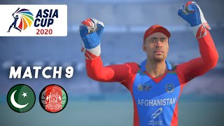 Pakistan v Afghanistan - Asia Cup 2020 Match 9 - Gaming Series (Ashes cricket 19)