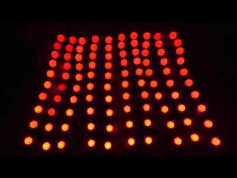 Новогодняя гирлянда на Arduino и на адресных светодиодах Ws2812