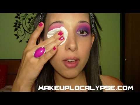 Como DESMAQUILLAR OJOS Y ROSTRO (limpieza Facial)