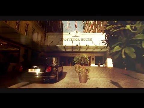 GROSVENOR HOUSE HOTEL - PARK LANE LONDON - VIDEO PRODUCTION LUXURY TRAVEL FILM
