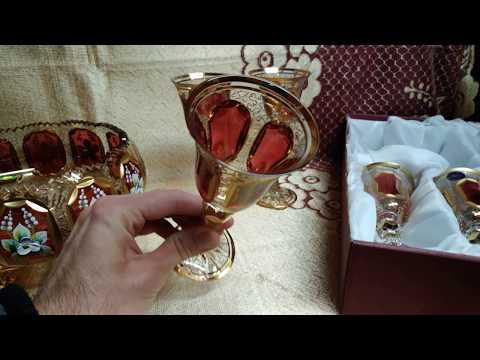 Aleks-crystal.com - Bohemia Crystal Shot Glasses!