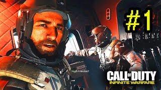 Call of Duty: Infinite Warfare #1: TRỞ LẠI TUYỆT PHẨM BẮN SÚNG HÀNH ĐỘNG !!!