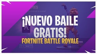 HOW TO GET THE NEW BOOGIE DOWN DANCE FOR FREE - FORTNITE BATTLE ROYALE