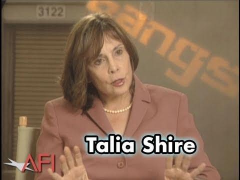 Talia Shire On Michael Corleone