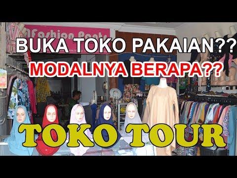 Toko Tour - Peluang usaha, Memulai Buka Toko pakaian wanita Mp3