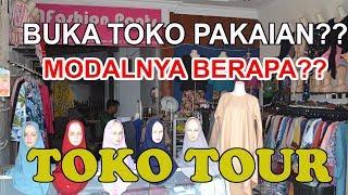 Toko Tour - Peluang usaha, Memulai Buka Toko pakaian wanita