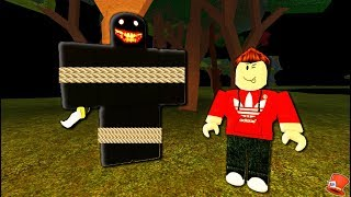 I Caught the MONSTER in Roblox Camping!