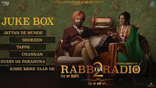 Rabb Da Radio 2 Juke Box Tarsem Jassar Simi Chahal Latest Punjabi Songs 2019