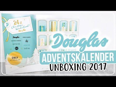 DOUGLAS ADVENTSKALENDER UNBOXING 2017🎄 | COCO
