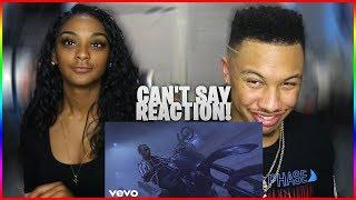 Baixar Travis Scott - CAN'T SAY Reaction Video