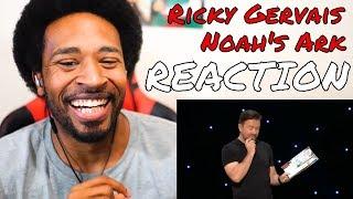 Ricky Gervais on Noah's Ark REACTION - DaVinci REACTS