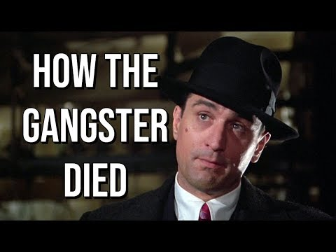 The Death of the American Gangster Film