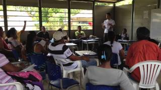 Jornada Interinstitucional en Pueblo Bello, Turbo