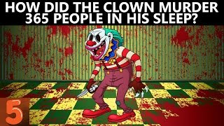 5 Clown Murder Riddles That Will Blow Your Mind