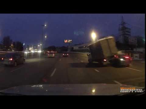 ДТП перед новым годом_под г.Королев, Московской области