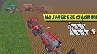 Największe pole na mapie! #27 | Farming Simulator 2015 /Przemson