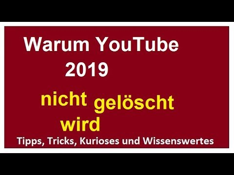 Youtube Kanäle Werden Gelöscht