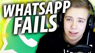 DIE LUSTIGSTEN WHATSAPP FAILS! - mit Danergy