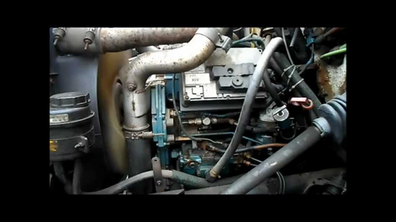 Engine Diagram 1999 International Dt 466e 7 6l Engine Assembly Youtube