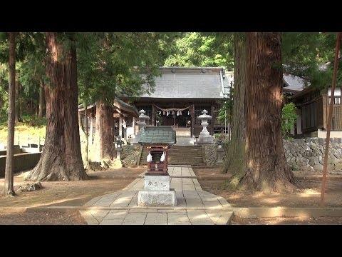 Kawaguchi asama jinja in Yamanashi, Japan. The world heritage sites in Japan.