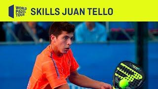 Crazy Skills - Juan Tello - World Padel Tour