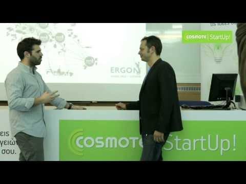 COSMOTE StartUp Evening Talks - Θωμάς Δούζης
