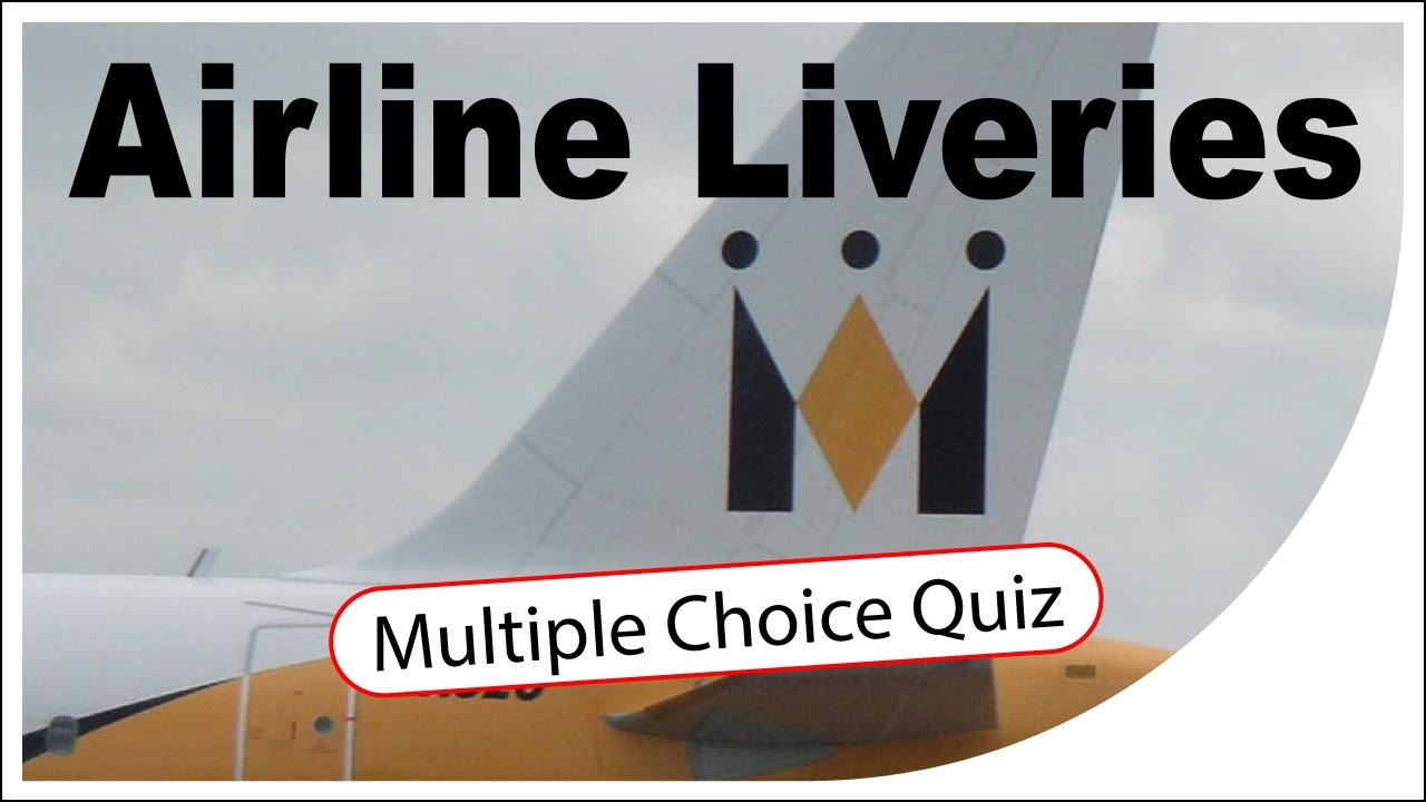 Q★ | Can you identify these airline logo's? | MULTIPLE CHOICE QUIZ | Q-Star  Quiz Channel