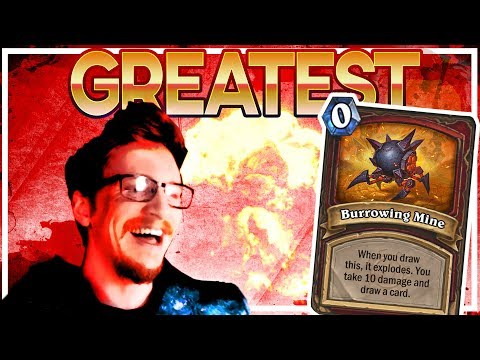 Hearthstone: The Greatest Display Of Iron Juggernaut You Will Ever See