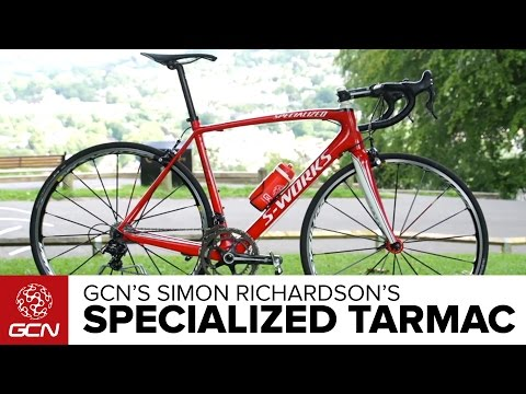 GCN Presenters' Bikes –Simon Richardson's Specialized Tarmac SL3
