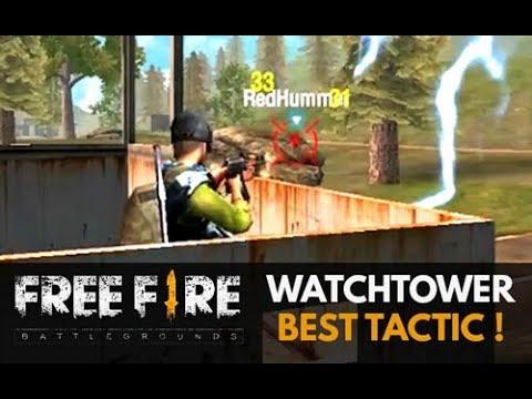 Armas De Free Fire Battlegrounds Dano Tipos Y Municion